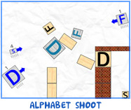 alphabet shoot original
